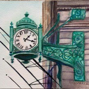 Marshall Field Clock