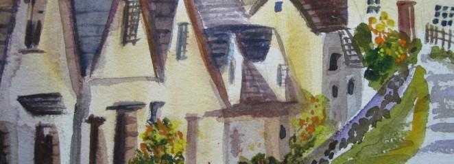 Cottage Row