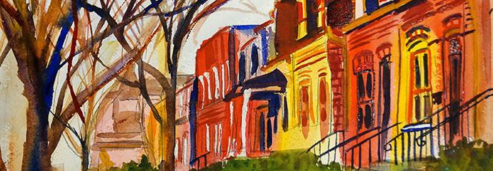 Pullman Row Houses