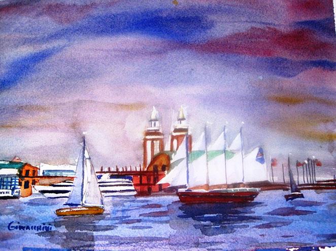 Tall Ships at Navy Pier