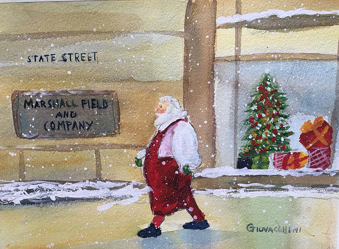 Christmas Shopping 2017