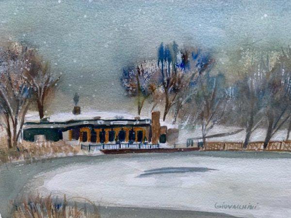 North Pond Lincoln Park